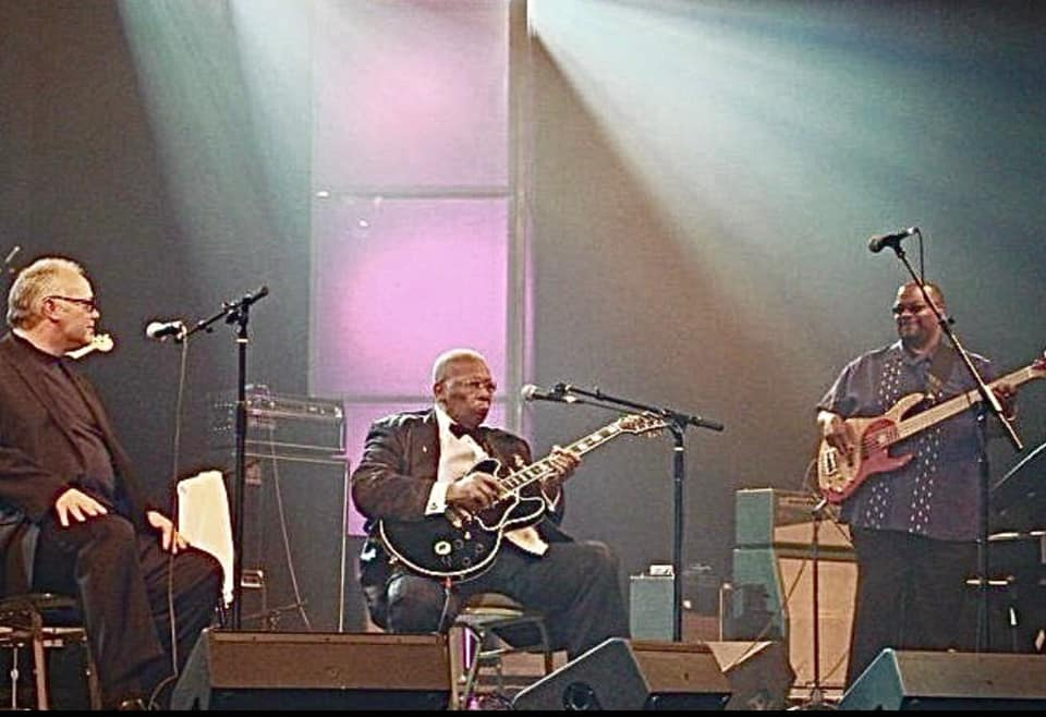 Curtis Salgado, B.B. King